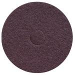Disco pad marron abrasivo