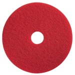 Disco pad rojo suave