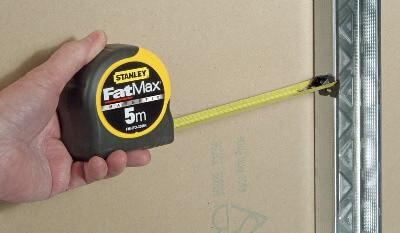 Flexómetro imandado