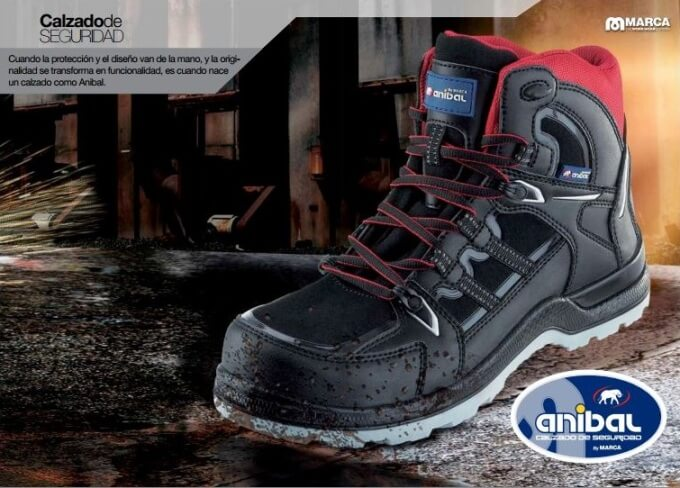 Consejos como elegir calzado de seguridad