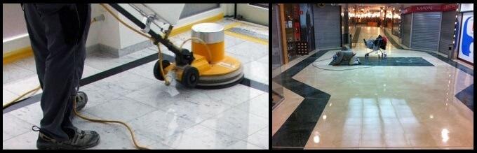 C mo limpiar pulir y abrillantar un suelo de m rmol for Como pulir marmol