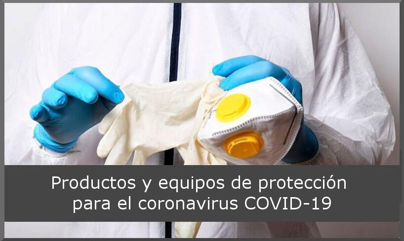 Productos de Prevención para el Coronavirus (COVID-19)