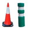Balizas para señalización de carreteras y obras Metalworks