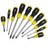 Destornilladores profesionales para electricista y taller Stanley