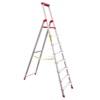 Escaleras profesionales y trabajo en alturas