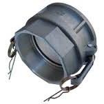 Racor camlock hembra-rosca hembra - TIPO D - 50mm 2'