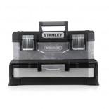 Caja herramientas Galvanizada con cajón Stanley -  20