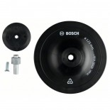 Plato de goma Bosch - 125mm