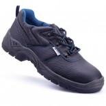Anibal UXAMA 1688-Z - Zapato básico de piel negra S1P
