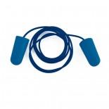 Tapón auditivo detectable desechable con cordón EAR MAX TRACK 1988-TDDC (Caja de 200 pares)