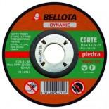 Disco abrasivo Bellota Corte Piedra 115Ø Ref.50482-115