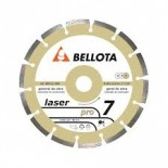 Disco diamante Bellota General obra Segmentado Pro de Ø115mm. Ref.50711-115