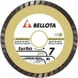Disco diamante Bellota General Obra Turbo 115Ø Ref.50712-115