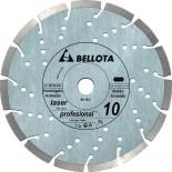 Disco diamante Bellota Hormigón Armado Segmentado 230Ø Ref.50735-230