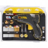 Pistola de cola Termofusible GR100 Kit Stanley