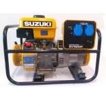 Generador Eléctrico Suzuki SV1800P 1800W 1'8 Kva