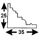 Cornisa S-05/1 (Unidad = 4 metros longitud)
