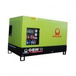 Pramac GBW 10 P Diesel ACP - Grupo electrógeno versión insonorizada