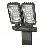 Lámpara duo LED IP44 exterior 30W 2160 lúmens