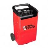 Cargador arrancador baterías MetalWorks Nova 400S