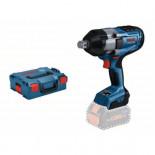 Bosch GDS 18V-1050 H Professional + L-BOXX - Atornillador de impacto a batería BITURBO