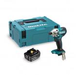 Atornillador de impacto Makita DTD156RT1J 18V LXT 155 Nm con Batería de 5Ah