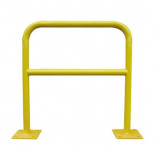 Barrera de protección Amarilla MetalWorks BAR400J de 40x1000x1000mm