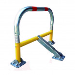Barrera de parking con amortiguación MetalWorks STOPCRASH
