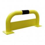 Barrera de protección Amarilla/Negra MetalWorks BARP3575NJ de 750x350mm