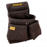 Bolsa porta-herramientas para clavos con 2 bolsillos Stanley