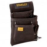 Bolsa para clavos con soporte para martillo Stanley