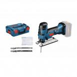 Bosch GST 18 V-LI S Professional + L-BOXX - Sierra de calar a batería