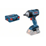 Bosch GDS 18V-300 Professional + L-BOXX - Atornillador de impacto a batería
