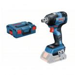 Bosch GDS 18V-200 C Professional + L-BOXX - Atornillador de impacto a batería