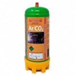 Botella de gas Solter Argón/CO2 de 1'8 litros