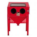 Cabina chorreadora de arena MetalWorks CAT410 de 220 litros