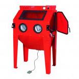 Cabina chorreadora de arena MetalWorks CAT415 de 350 litros