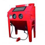 Cabina chorreadora de arena MetalWorks CAT420 de 340 litros
