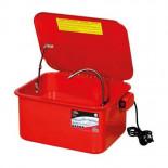 Cabina limpiadora MetalWorks CAT135 de 19 litros