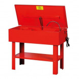 Cabina limpiadora MetalWorks CAT340 de 150 litros