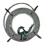 Cable Tractel para TIRFOR T-13 / T-516 Modelo E-10 (10 metros)