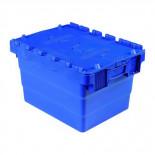 Caja almacén polipropileno Metalworks DSW4325 de 22 litros