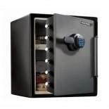 Masterlock LFW205FYC - Caja fuerte de alta seguridad grande con comb. electrónica