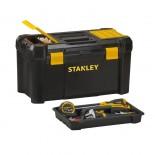 Caja de herramientas de plástico Stanley Essential - 32cm
