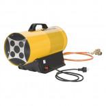 Calentador portátil de gas mecánico Master BLP 33M