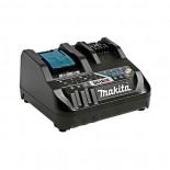 Cargador rápido Makita DC18RE para baterías de 12V y 18V