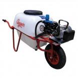 Campeón CPE-1001 - Carretilla pulverizadora eléctrica de 1,1CV