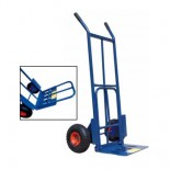 Carro industrial doble pala 250 Kg