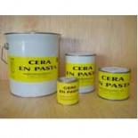 Cera en pasta Incolora Olotina de 4 litros