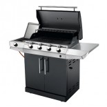 Barbacoa de gas T-47G Black Char Broil - Negra